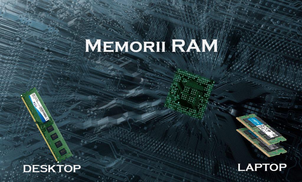 Ce tip de memorie rami sa alegi pentru laptop sau calculator